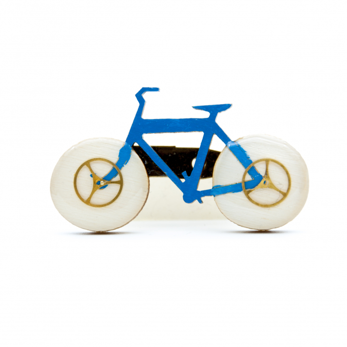 Brosa Lemn Bicicleta 1