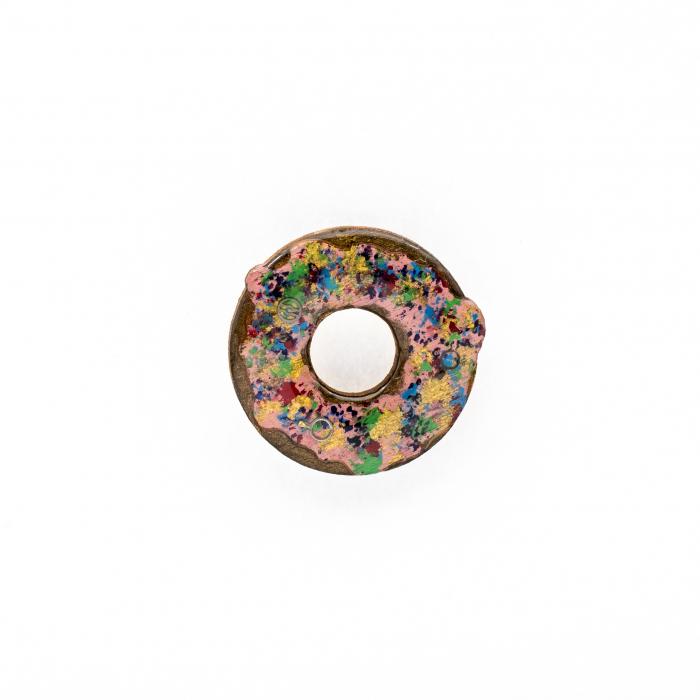 Brosa Lemn Donut 0