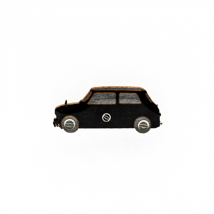 Brosa Lemn Mini Cooper Black