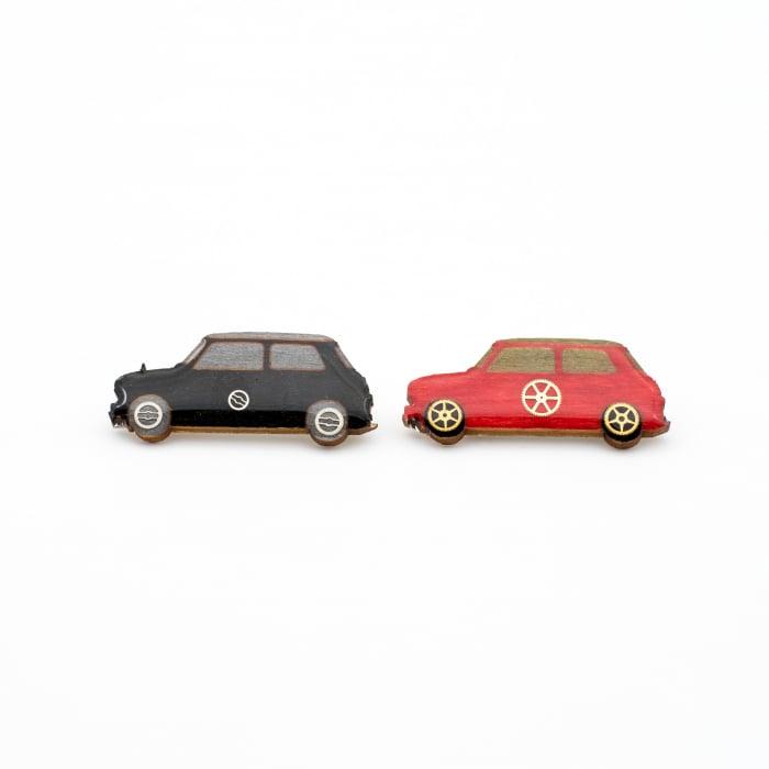 Brosa Lemn Mini Cooper Black 1