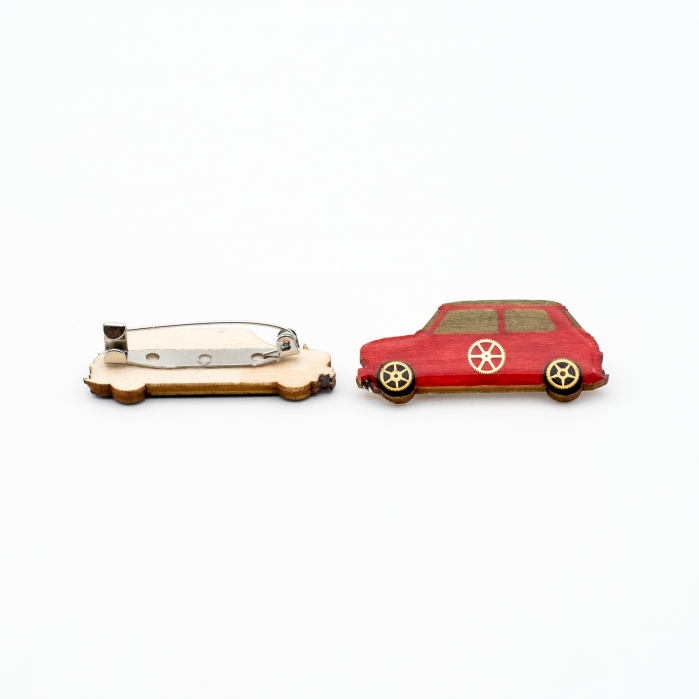 Brosa Lemn Mini Cooper 1