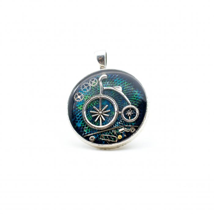 Pandantiv Biciclu 1