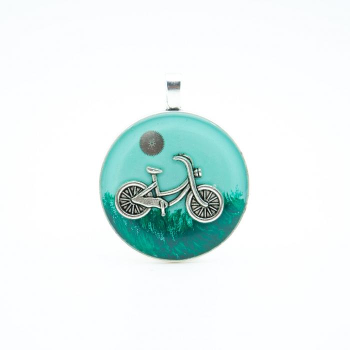 Pandantiv Bicicleta Plimbareata 0