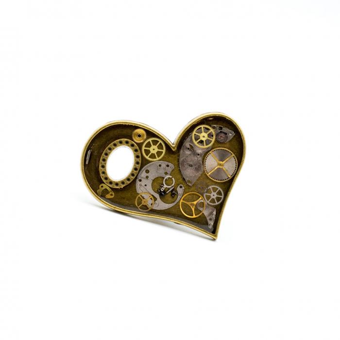 Pandantiv Heart Vintage 0