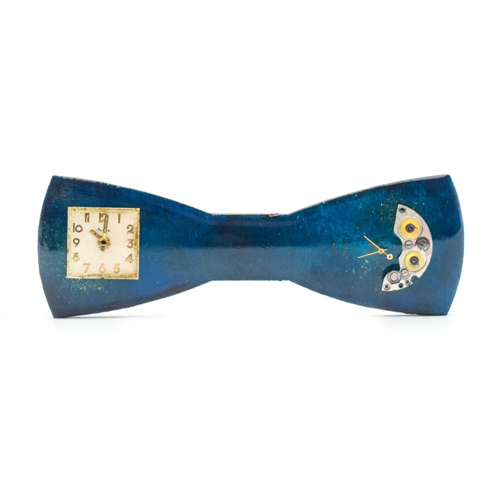 Papion Albastru Vintage 1