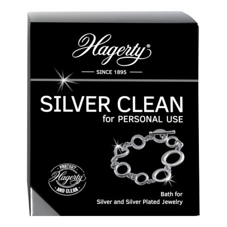 Solutie curatat bijuterii argint SILVER CLEAN [0]