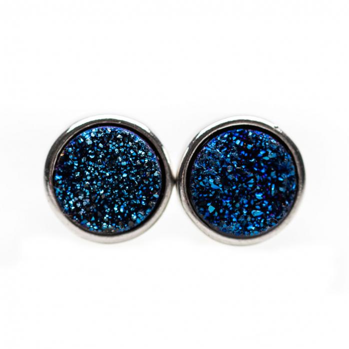 Set Cercei 'Deep Blue' Argint 925 2