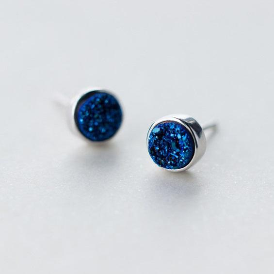 Set Cercei 'Deep Blue' Argint 925 1