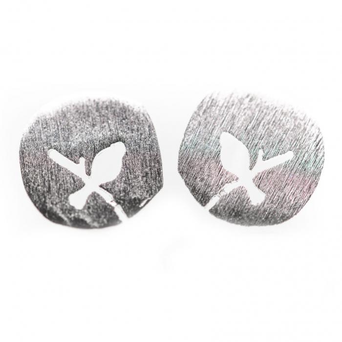 Set Cercei BIRDY Argint 925 1