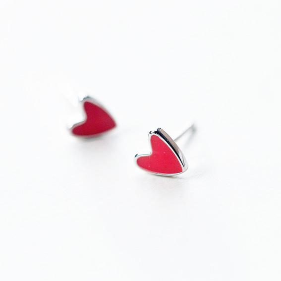 Set Cercei RED HEART Argint 925 1