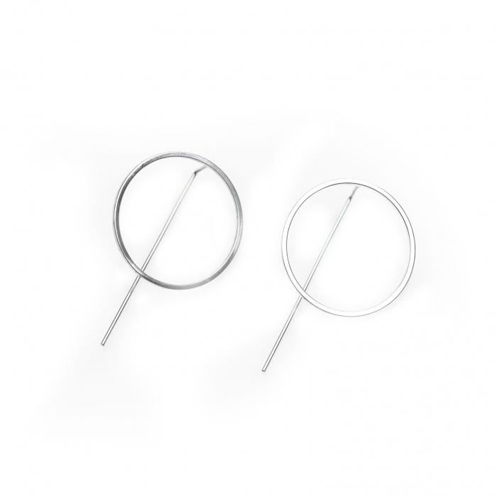 Set Cercei Circles - Argint 925 2