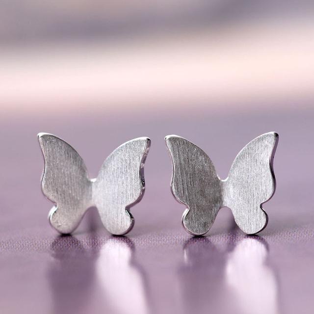 Set Cercei ' Fly Fly Butterfly ' - Argint 925 0