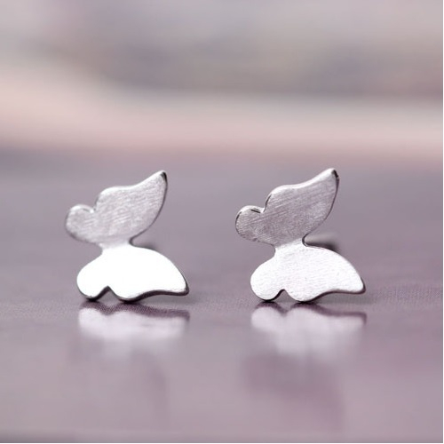 Set Cercei ' Fly Fly Butterfly ' - Argint 925 1