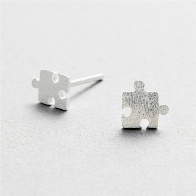 Set Cercei Puzzle - Argint 925 1
