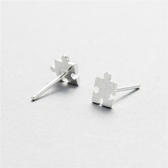 Set Cercei Puzzle - Argint 925 2