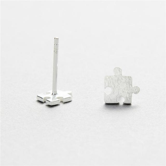 Set Cercei Puzzle - Argint 925 3