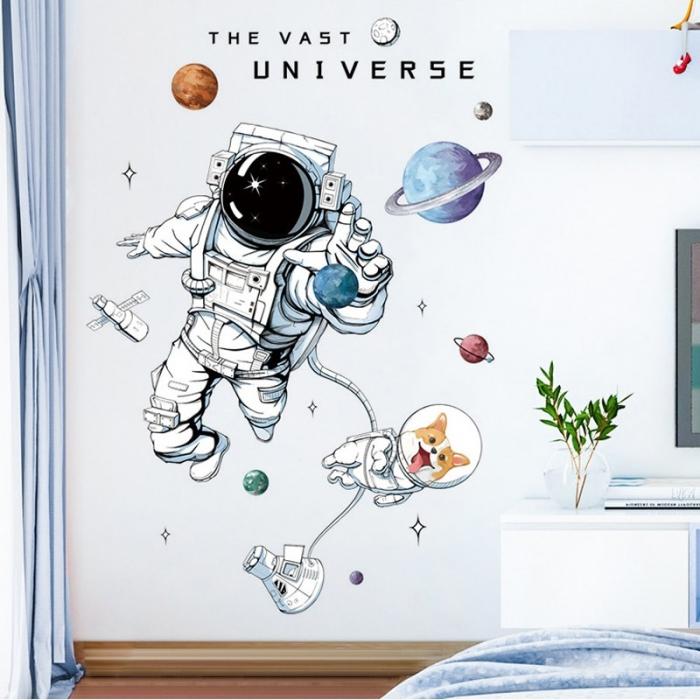 Sticker Planetarium - Colectia DecoArt Stickers [0]