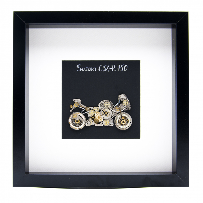 Tablou Suzuki GSX-R 750 Motorcycle - Colectia Born to Ride 0