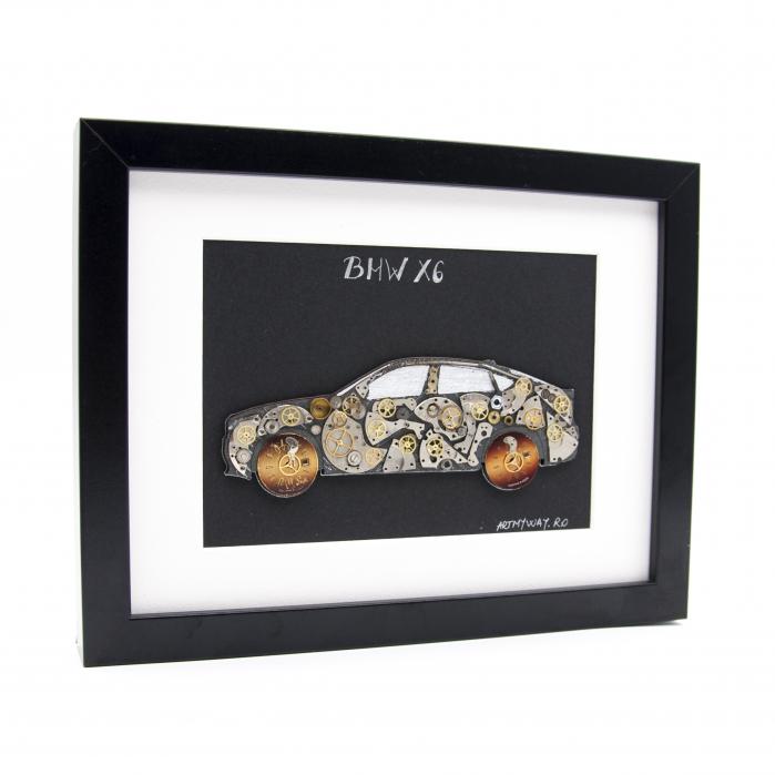 Tablou BMW X6 -  Colectia ART my Cars 2