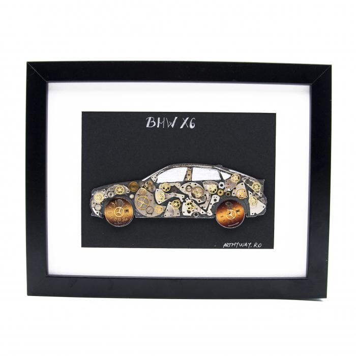 Tablou BMW X6 -  Colectia ART my Cars 0
