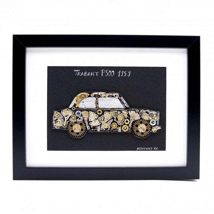 Tablou Trabant P500 1959 v2 0