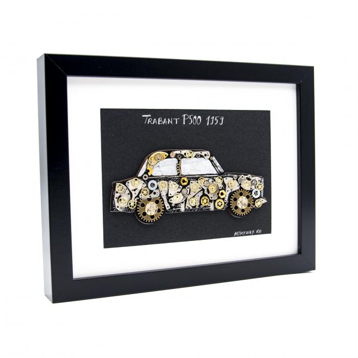 Tablou Trabant P500 1959 v2 1