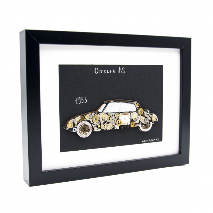 Tablou Citroen DS 1955 - Colectia ART my Cars 1