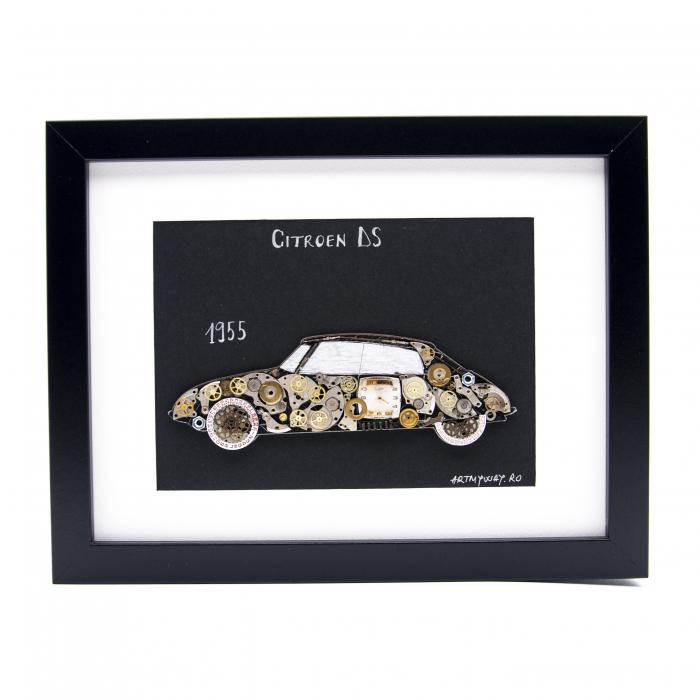 Tablou Citroen DS 1955 - Colectia ART my Cars 0