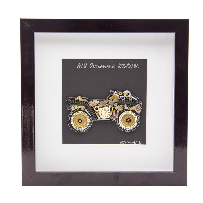Tablou ATV OUTLANDER 1000RXMR - Colectia Born to Ride 0