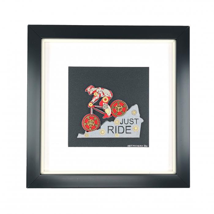 Tablou Mountain Bike - Colectia BornToRide [0]