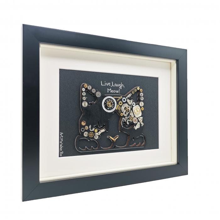Tablou Meow   - Colectia SteamWall [1]