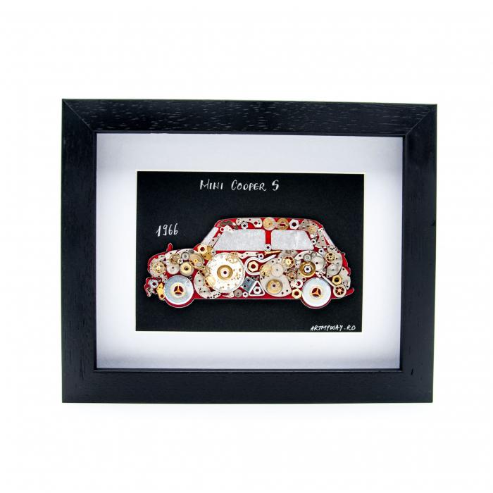 Tablou Mini Cooper S 1966- Colectia ART my Cars [0]