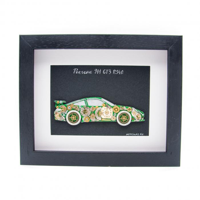 Tablou PORSCHE 911 GT3 RS40 - Colectia ART my Cars 0