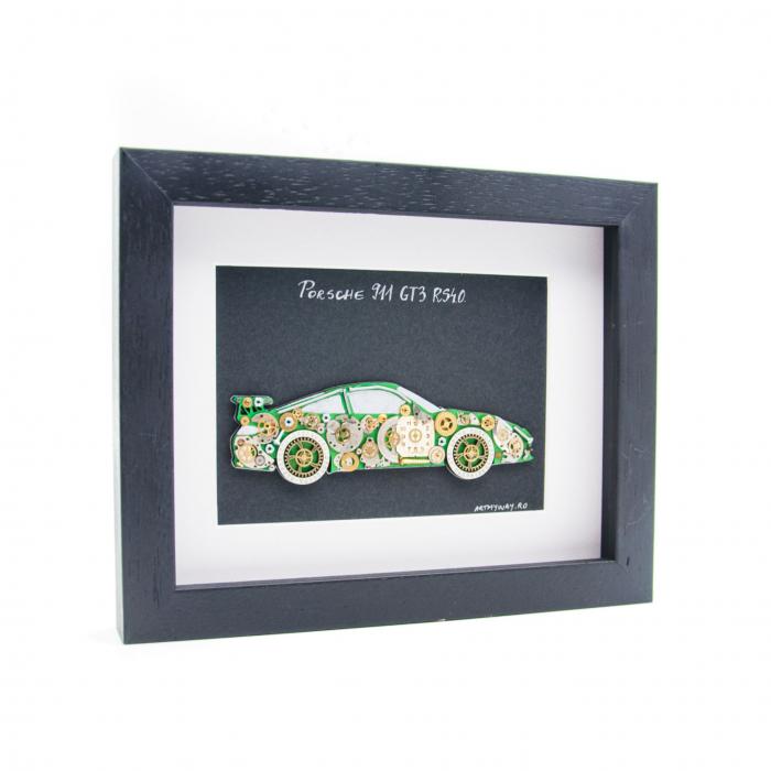 Tablou PORSCHE 911 GT3 RS40 - Colectia ART my Cars 2
