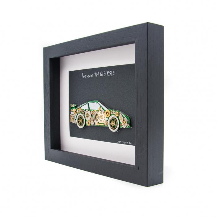 Tablou PORSCHE 911 GT3 RS40 - Colectia ART my Cars 1