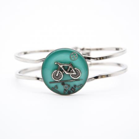 Bratara Bicicleta Turquoise0