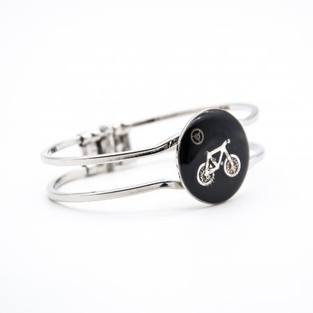Bratara Bicicleta Neagra1