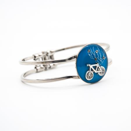 Bratara Bicicleta Albastra2