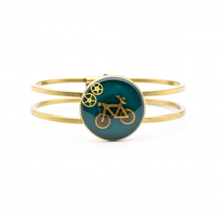 Bratara Verde Smarald - Bicicleta0