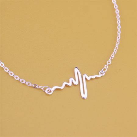 Bratara HEARTBEAT Flexi Argint 925 [2]