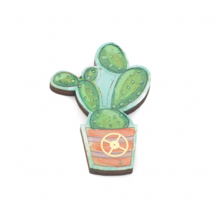 Brosa Lemn Cactus