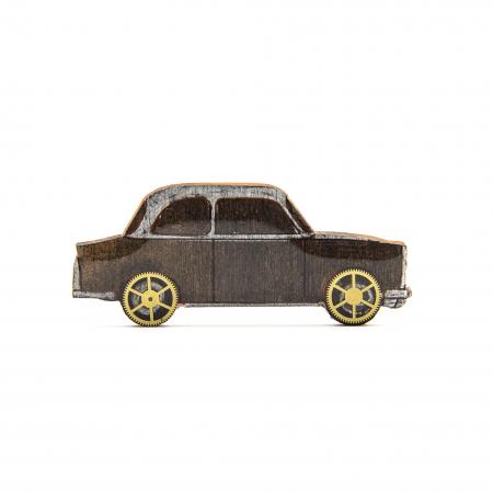 Brosa Lemn RETRO Car0