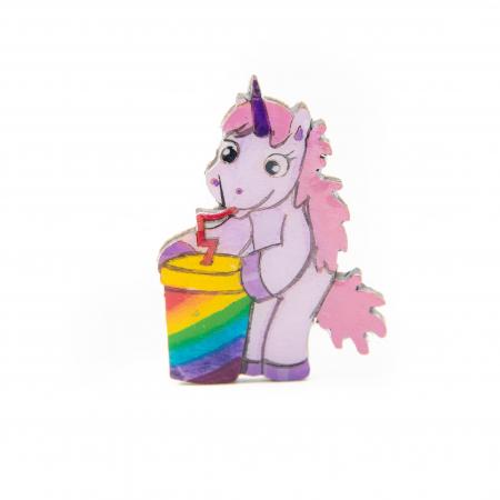 Brosa Lemn Unicorn - Drink the RAINBOW