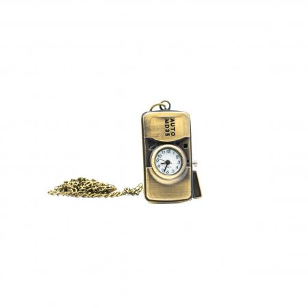 Ceas cu lantisor -Aparat foto1