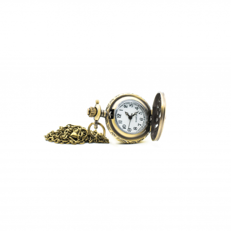 Ceas locket cu lantisor2