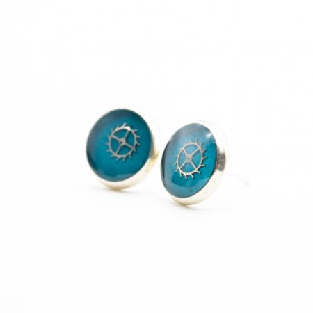 Cercei Surub - Turquoise1