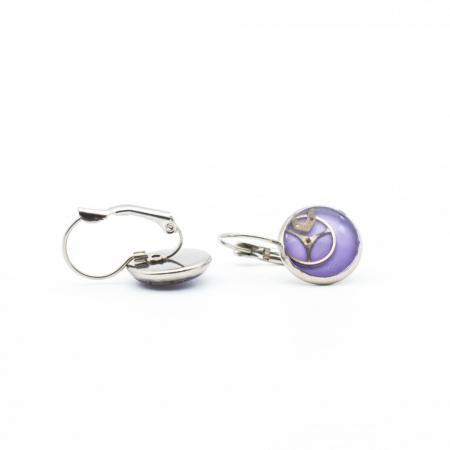 Cercei Ultra Violet Leverback1