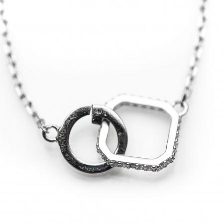 Colier EFIMERO -  Argint 9252
