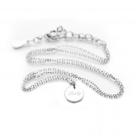 Colier LUCKY Argint 925 [2]