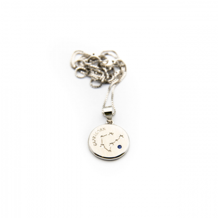 Colier Zodiac CAPRICORN - Argint 9251